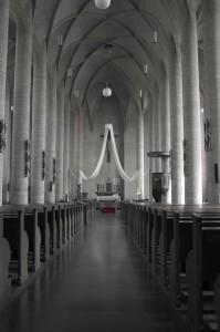 kerk binnen